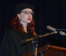 Promoce Pedagogické fakulty v roce 2018