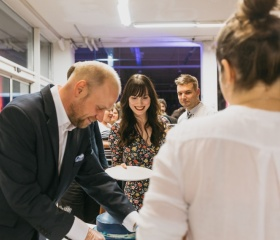 Společná večeře zaměstnanců OU 2018