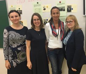 Noc vědců 2018 na katedře anglického jazyka s didaktikou