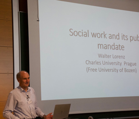Social Justice and Diversity – Models in Social Work Research, Practice and Education