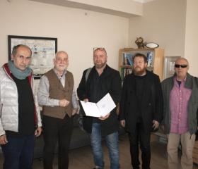 Memorandum je podepsáno