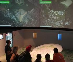 GeoCity – Futurelab – Ars Electronica<br>Autor: Lucie Tieftrunk