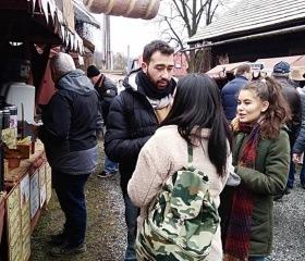 Zahraniční studenti navštívili Velké Karlovice