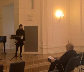 Workshop světoznámého polského zpěváka Włodzimierza Zalewskiego