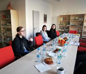 Uvítání zahraničních studentů na Pedagogické fakultě