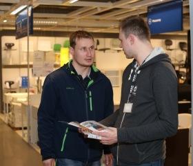 Týden Ostravské univerzity v IKEA Ostrava - workshopy a představení vědy a tvůrčí činnosti nevšední formou přímo v obchodním domě.