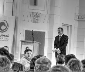 Letošního Jarníka ovládli v Ostravě mladí matematici z Petrohradu