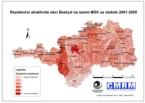 Ukázky map vytvořených studenty a učiteli KSG (4/4)