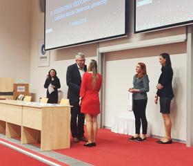 IX. ročník Studentské vědecké konference LF OU