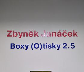 Boxy (O)tisky