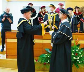 Prof. Oldřich Chytil získal titul Doctor Honoris Causa