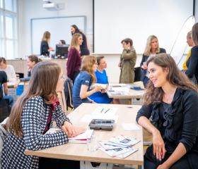 První kariérní den Ostravské univerzity: Za kariérOU 2019 v aule na Českobratrské ulici