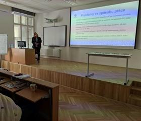 Školení zaměstnanců Ostravské univerzity o GDPR a IT bezpečnosti