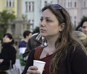 První ročník festivalu Ostravské univerzity Jsme Ostravská! na Masarykově náměstí objektivy Alžběty Sklářové a Jakuba Kotzota