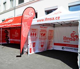 Nové stany IFMSA CZ Ostrava