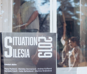 Vernisáž unikátní výstavy Situation Silesia 2019 na Dole Michal, v Galerii Fakulty umění Ostravské univerzity (GAFU), Jámě 10 a Kalerii s čupr uměním SaigonAutor: Jacob Jacobphoto
