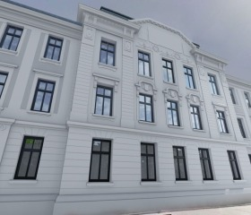 New design of the building A