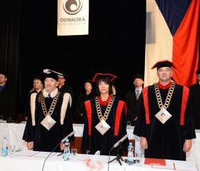 Promoce Pedagogické fakulty