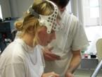 Praktická výuka studentů 1. ročníku oboru Ortotik-protetik