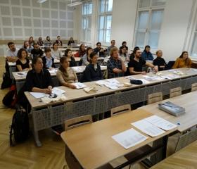 Mezinárodní projekt v rámci sítě SOWOSEC