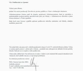 Nejen vedení LF děkuje svým studentům