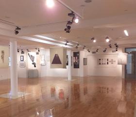 Ocenění Marka Sibinského na 2. Mezinárodním trienále grafiky v Livně