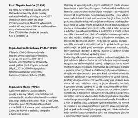 SPOLU: Zbyněk Janáček, Andrea Uváčiková, Mira Macík