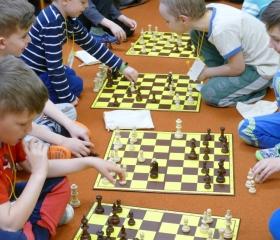 Z aktivity Šachy pro nejmenší