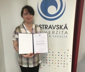 Ombudsmanka dr. Ilona Plevová