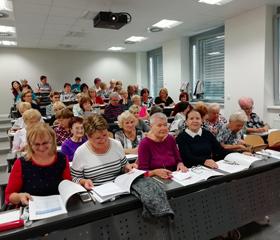 Hledáme seniory do projektu zaměřeného na podporu zdravého stárnutí
