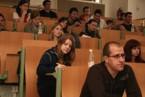 V pravo dole organizátor akce student doktorského studia Politické a kulturní geografie Aleš Ottmár