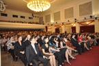 Promoce absolventů PřF OU - červenec 2009