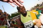 Usain Bolt, Zlatá tretra 2009 (3/4)