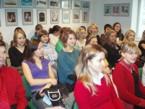 Setkání se studenty a učiteli polského jazyka