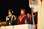 Promoce absolventů PřF OU - listopad 2009
