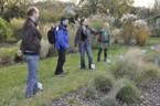 exkurze v botanické zahradě PřF OU