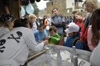 Chemie na Slezskoostravském hradě 2009 - chemické pokusy a zkumavková střelnice
