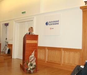 Konference Sociální práce mezi privatizací a veřejným sektoremCopyright: Trnavská univerzita v Trnave