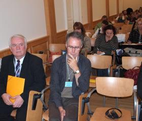 Konference Sociální práce mezi privatizací a veřejným sektorem<br>Copyright: Trnavská univerzita v Trnave