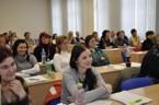 Posluchači semináře sekce matematiky