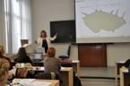 Sekce informatiky - Ing. Zuzana Oplatková přednáší na téma SW Mathematica pomůcka pro pedagogy