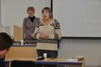 Sekce matematiky - prof. Olga Krupková představuje Katedru matematiky