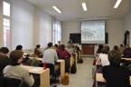 Sekce informatiky - Mgr. Martin Žáček prezentuje Informace o ECDL