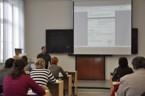 Sekce informatiky - Mgr. Marek Osuchowski přednáší na téma Tvorba www stránek