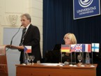 Rector´s speech, ERIS opening, April 2008