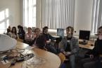 Okénko do historie šifer, počítaček a projekce v 3D učebně