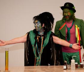 Chemie na hradě 2010