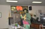 Přírodovědci hráli divadelní představení