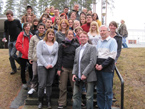 Intenzivni kurz gerontologie ve Finsku 2010