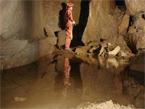 Unikátní dóm s jezírkem v systému Miecharské jeskyně (3/3)
